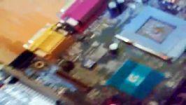 آموزش تعمیرات کامپیوتر اسمبل کردن قطعات کامپیوتر خارج کیس