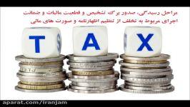 قوانین مالیات سال 95  اصلاحات قوانین مالیات مستقیم