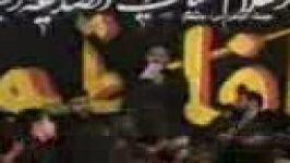 نام زهرا یک جهان معنی بود حاج محسن آقاجانی