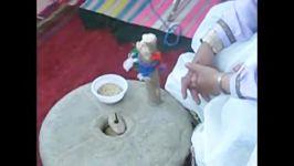 غرفه بنیادنیمروز در جشنواره بین المللی فرهنگ اقوامفیلم غرفه سیستانیهای گلستان
