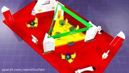 7 غرفه سازی نمایشگاه سعید طوفانی  تحویل غرفه