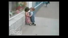 بچه پوروببینید ولذت ببرید