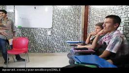 کلاس زبان  لکچر