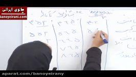 آموزش فرمولاسیون دکلره رنگ مو قسمت2 بانو ایرانی