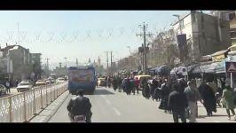 اردو مشهد هیئت کبوتران حرم رضوی ، فروردین 92