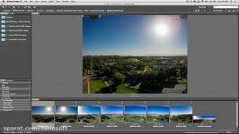 آموزش ساخت عکسهای پاناروما عکسهای هلیشات عکاسی هوا