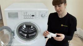 تعمیر قفل ماشین لباسشویی aeg آاگ  تعمیرات لباسشویی آاگ