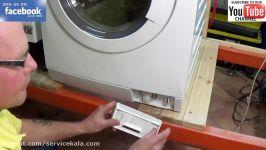 تعویض پمپ لباسشویی aeg آاگ  تعمیر لباسشویی آاگ