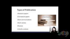 ژورنال شناسی انتشار یك پژوهش در ژورنال های معتبر