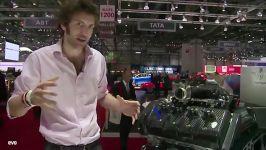 نمایشگاه ژنو کونیخزگ Koenigsegg One 1
