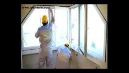 نحوه تعویض پنجره های قدیمی پنجره دوجداره upvc