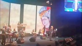 اجرای اهنگ امشب سب مهتابه در کنسرت مهران مدیری