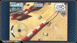 تریلر بازی Mini Motor Racing ویندوز فون ویندوز فون سنتر
