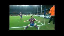یکی زیباترین بازی بارسا؛ بارسا مقابل آرسنال