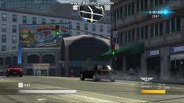 رانندگی بنتلی در driver san francisco arnage t