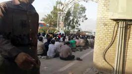 اعتصاب کارکنان معدن سنگ آهن بافقفعلا اعتصاب تمام شد