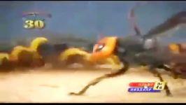 نبرد زنبور هورنت صدپا