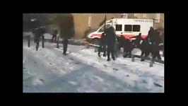کم آوردن فرار پلیس ها گنگستر ها...police VُُS gang