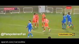 www.varzeshha.com دومین بازی تدارکاتی پرسپولیس 4 0 الشحانیه قطر