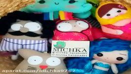 دست سازهای نمدی سرکلیدی نمدی دست سازهای ایرانی محصولات نمدی دست سازهای میچکا