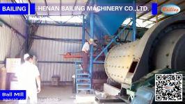 طراحی ساخت تولید آسیاب بالمیل پودر میکرونیزه  تعمیر بالمیل  Ball mill