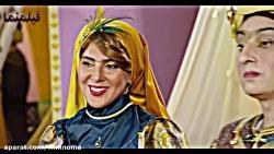 دلبری عشوه های شهرزاد قصه گو  سریال هشتگ خاله سوسکه