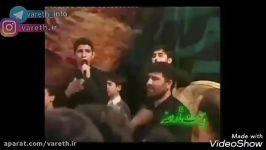 حاج سعید حدادیان کربلایی محمد حسین حدادیان نمک نزن بازم به زخم جگرم