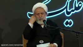 آیا همه شیعیان به بهشت می روند؟ صحبت های حسین انصاریان