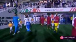 آسیا 2019  پیش بازی قطر کره جنوبی یک چهارم نهایی جام ملت های آسیا