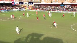 خلاصه بازی اکرینگتون  دربی کانتی 1  جام حذفی انگلیس