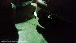 ریمپ پژو ۲۰۶  ریمپ پژو ۲۰۶ تیپ ۵  بک فایر ۲۰۶  مزایا معایب ریمپ ایسیو خودرو