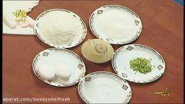 طرز تهیه لوز نارگیلی در خانه