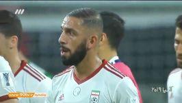 آسیا 2019 پیش بازی ایران ژاپن در مرحله نیمه نهایی جام ملت های آسیا 2019