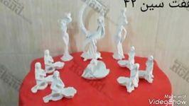 هفت سین رزین هفت سین پلی استر هفت سین فایبرگلاس مهندس خوشی 09192596870