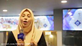 اولین ویژه برنامه کافه گپ پردیس سینمایی گلشن مشهد