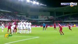 پیش بازی ژاپن  قطر در فینال جام ملت های آسیا 2019
