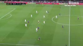 دبل مسی ضربهی زیبا؛ گل دوم بارسلونا به والنسیا توسط مسی در دقیقه 64