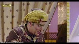 سکانس خنده دار ارژنگ امیرفضلی  سریال هشتگ خاله سوسکه