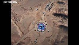 پرتاب موفق ماهواره دوستی  تصاویر ماهواره ای پرتاب احتمالی ماهواره توسط ایران