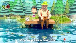 آموزش زبان انگلیسی برای کودکان کارتون شعر انگلیسی
