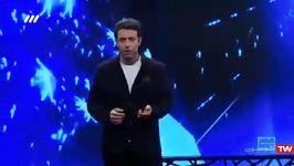 برنامه عصر جدید  قسمت سوم شب سوم  شرکت کننده ششم سید سالار میرکریمی