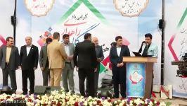 تقدیر استاندار خوزستان رئیس کانون انجمن ها شرکت های مسافربری استان خوزستان