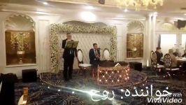 ۰۹۱۲۱۸۹۷۷۴۲ مراسم ختم گروه موسیقی پاییز مهربان، ترحیم عرفانی، اجرای مراسم ختم