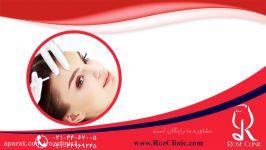 حذف تزریق چربی  فیلم تزریق چربی  کلینیک پوست مو رز  شماره16