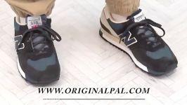 کفش نیو بالانس M575SNG کتونی حرفه ای کفش صخره نوردی کفش مقاوم کفش تمرین