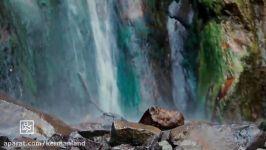 کرمان لند، بخش اول، قسمت 7 آبشار رایِن، گیسوی زرین کوهِ هزار