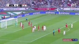 خلاصه بازی عراق 3 ویتنام 2 جام ملت های آسیا 2019 امارات  گروه D بازی اول