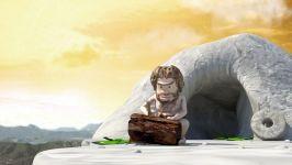 افلام كرتون العصر الحجري