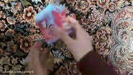 لیوان پونی، سک سک پونی جدید،عروسک پونیجدید، شانپو پونی،جدیدم