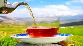 یه استکان چای ایرانی